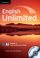 English Unlimited - Starter A Combo with DVD-ROM