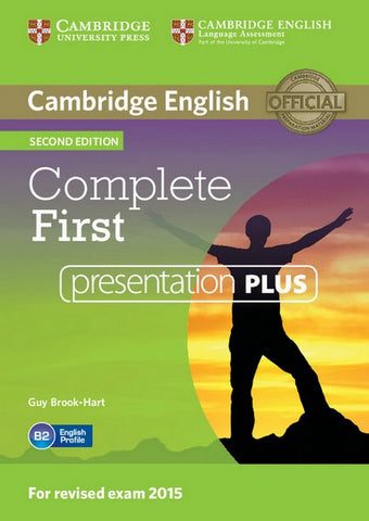 Complete First - second edition presentation plus dvd-rom
