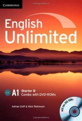 English Unlimited - Starter B Combo with DVD-ROMs (2)
