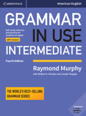 Grammar in Use Intermediate - Fourth edition Student's book + answers