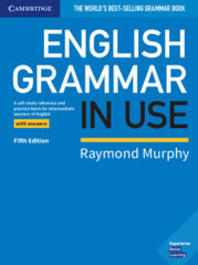 English Grammar in Use - Fifth edition book with answers