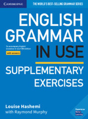 English Grammar in Use - Fifth edition Supplementary exercises book + answers
