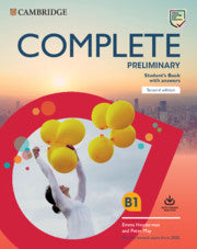 Complete Preliminary: for the revised 2020 exam Student's book+answers + online practice