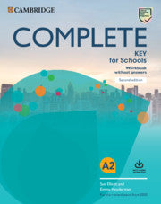 Complete Key for Schools Workbook without answers+Audio Download