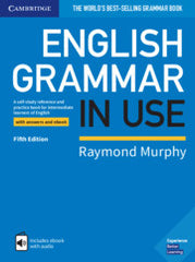 English Grammar in Use - Fifth edition book + answers + interactive ebook