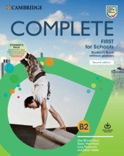 Complete First for Schools Student's Book Pack