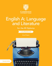 IB Diploma : English A: Language and Literature for the IBDiploma Coursebook