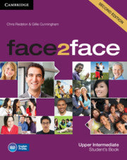 face2face Second edition - Upper-intermediate Student's Book