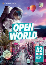 Open World A2 Key Self study pack