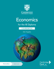 Economics for the IB Diploma Coursebook + Digital access (2 Years)
