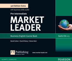 Market Leader Extra 3rd edition - Pre-intermediate active teach CD-ROM