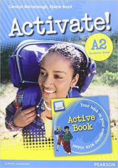 Activate! A2 student's book + active book pack