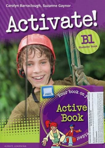 Activate! B1 Student's Book +Active Book Pack