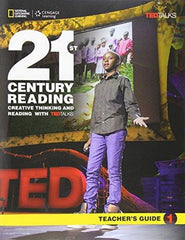 21st Century Reading with TED 1 teacher's guide