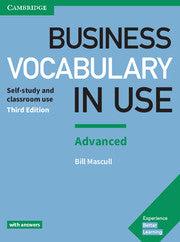 Business Vocabulary in Use - Advanced Book with answers