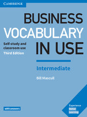Business Vocabulary in Use - Intermediate Book with answers