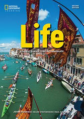 Life 2nd Edition - Pre-Intermediate Student's Book eBook