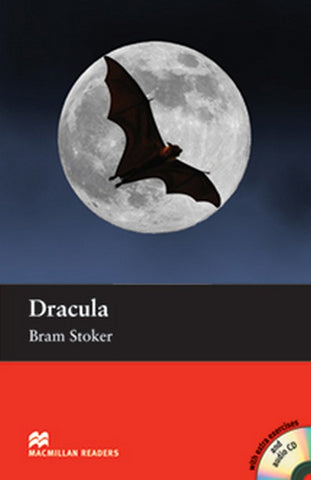 Macmillan Readers - Intermediate: Dracula book + audio-cd