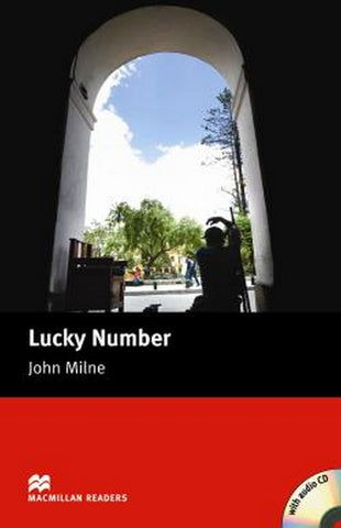 Macmillan Readers - Starter: Lucky Number book + audio-cd