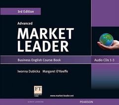 Market Leader 3rd edition - Advanced coursebook audio-cd's (2x)