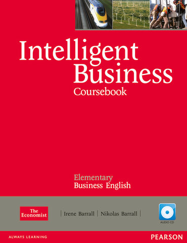 Intelligent Business - Elementary coursebook + audio-cd
