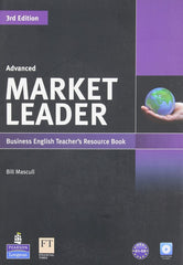 Market Leader 3rd edition - Advanced teacher's resource book/testmastercd-rom