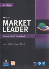 Market Leader 3rd edition - Advanced coursebook + practice file