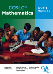 CCSLC Mathematics Book 1 Modules 1-3