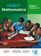 CCSLC Mathematics Book 2 Modules 4-5