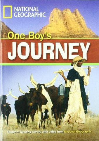 Footprint Reading Library Intermediate: One Boy's Journey 3 book + multi-rom