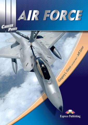Career Paths: Air Force (ESP) Student's book with digibooks app