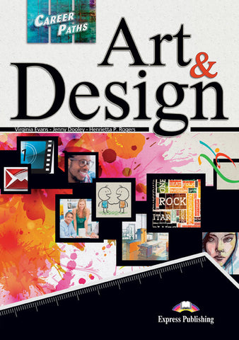 Career Paths: Art & Design (ESP) Student's book with digibooks app