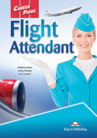 Career Paths: Flight Attandent (ESP) Student's book with digibooks app