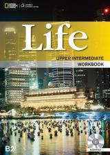 Life 2nd Edition - Upper-Intermediate Workbook + Key + Audio CD + Dutch Companion