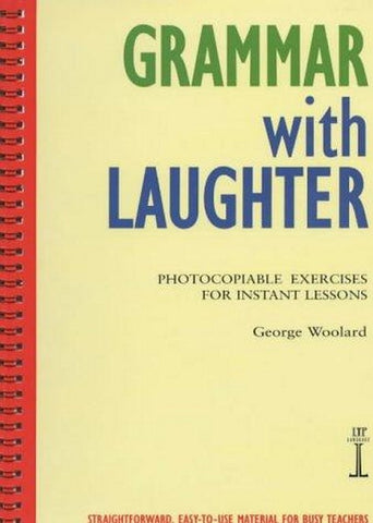 Grammar with Laughter (photocopiable) book