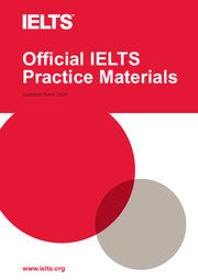 Official IELTS Practice Materials 1 Book + audio-cd