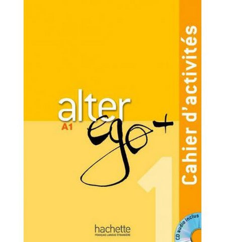Alter Ego + 1 cahier d'activites + cd audio