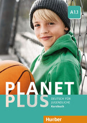 Planet Plus A1.1 Kursbuch
