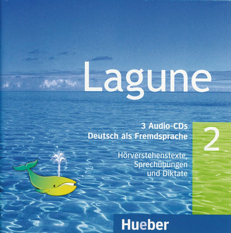 Lagune 2 3 Audio-CDs