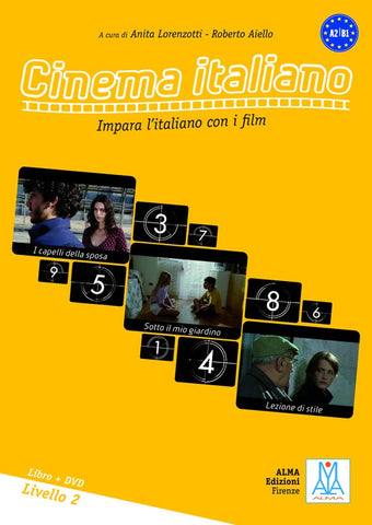 Cinema italiano in DVD 2 libro + dvd