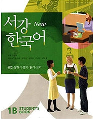New Sogang Korean 1B Student's book + cd