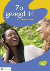 Zo gezegd 1.1 Breakthrough leerwerkboek + cd