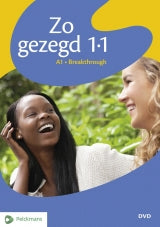 Zo gezegd 1.1 Breakthrough dvd