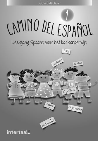 Camino del español 1 handleiding (downloadable)