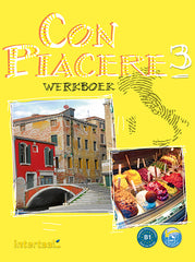 Con piacere 3 werkboek + audio-cd