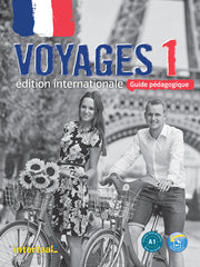 Voyages édition internationale 1 guide pédagogique