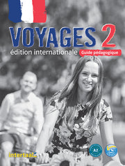 Voyages édition internationale 2 guide pédagogique