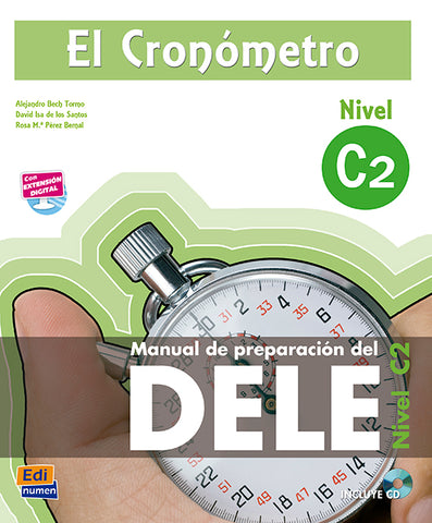 El cronómetro C2 libro + CD en MP3