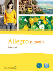 Allegro nuovo 1 tekstboek + online-mp3's