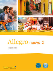 Allegro nuovo 2 tekstboek + online-mp3's